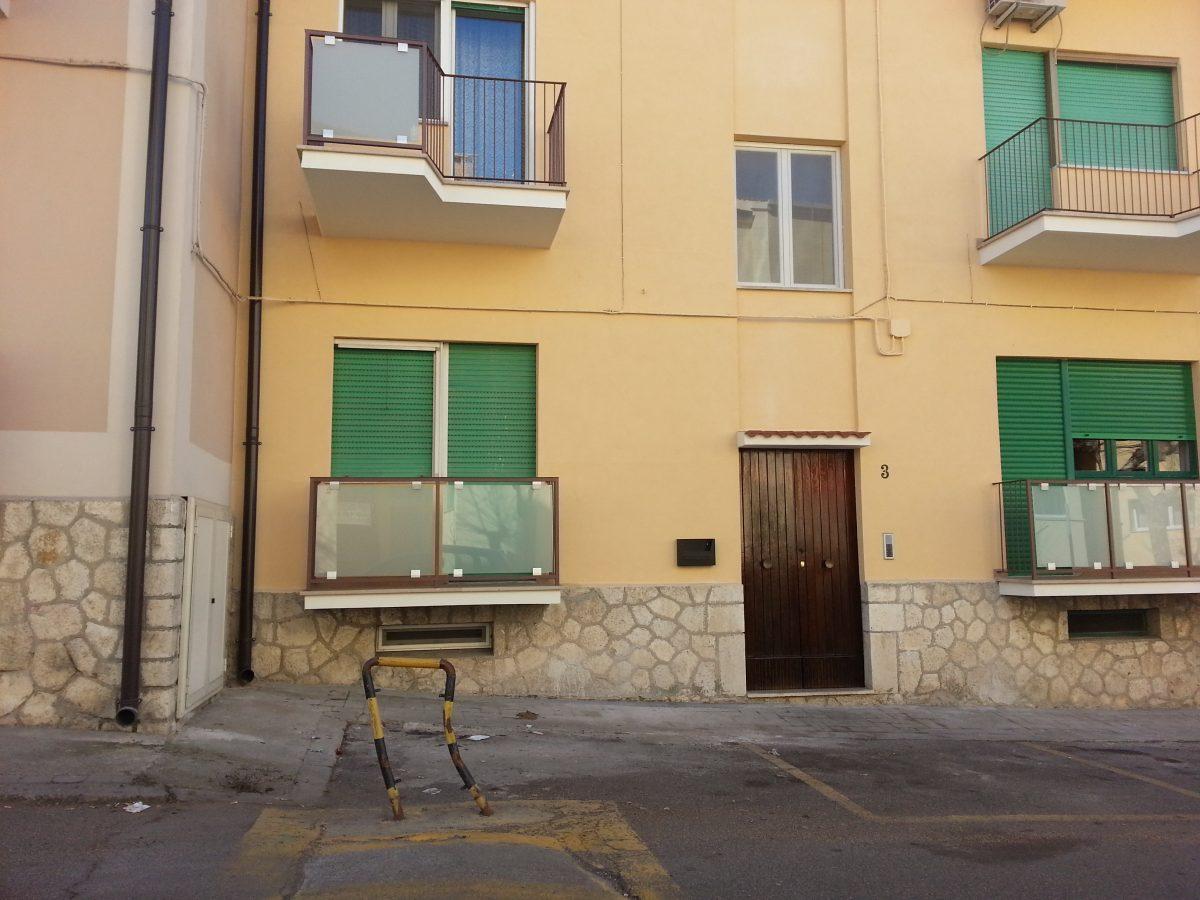 Viale Mazzini 10 – Primo Piano – FERRANDINA