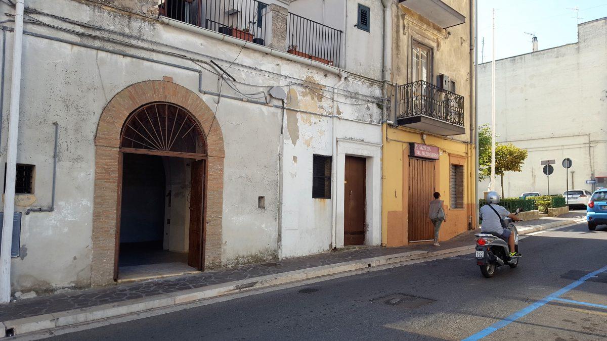 Corso Vittorio Emanuele 118 – Negozio – FERRANDINA